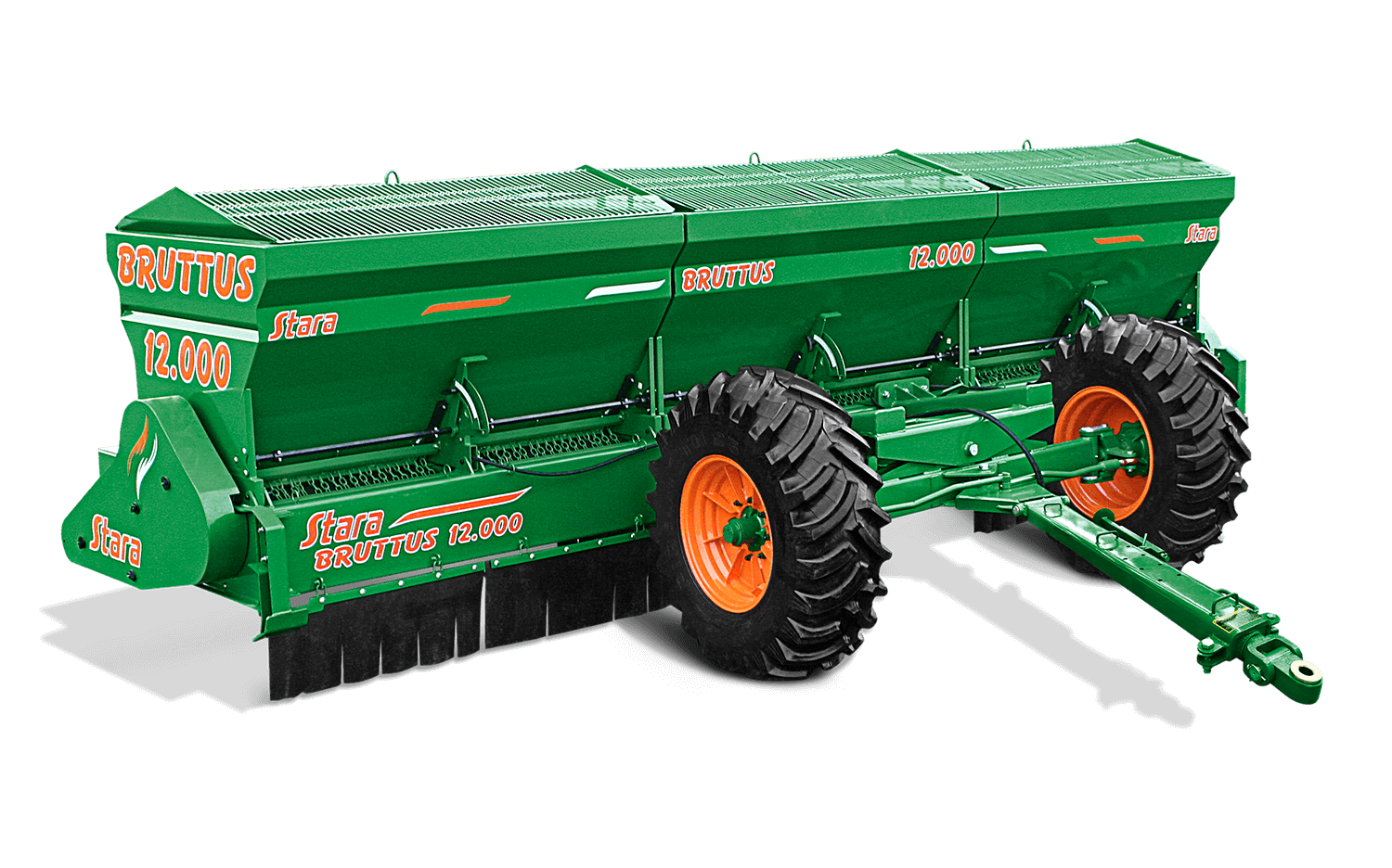 Bruttus 12000 Spreader