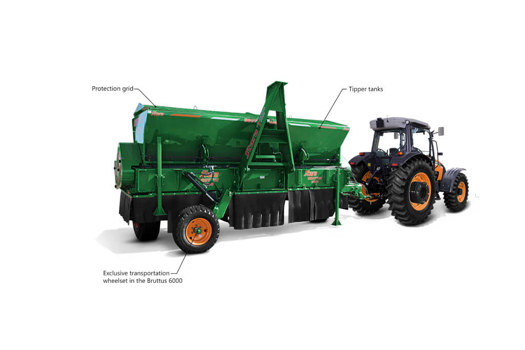 Bruttus 6000 Spreader