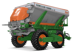Hércules 15000 Inox and 10000 Inox Spreader