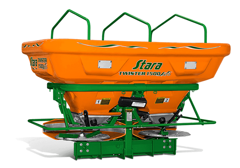 Twister 1500 APS Spreader